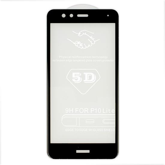 5D tvrzené sklo Samsung Galaxy A6+ 2018 (A605) Black (FULL GLUE)