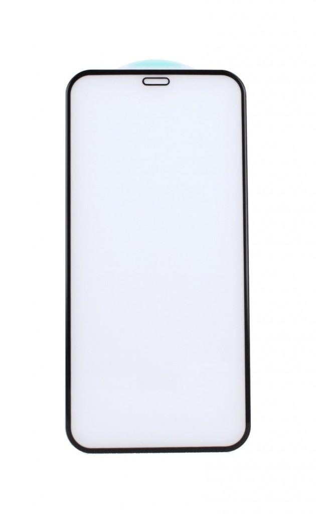 5D tvrzené sklo iPhone 12 Mini Black (FULL GLUE)