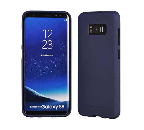 Mercury Soft Feeling TPU pro Samsung Galaxy J3 2016 (J320) Navy