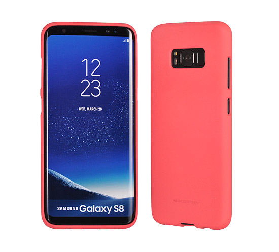 Mercury Soft Feeling TPU pro Samsung Galaxy J3 2017 (J330) Pink