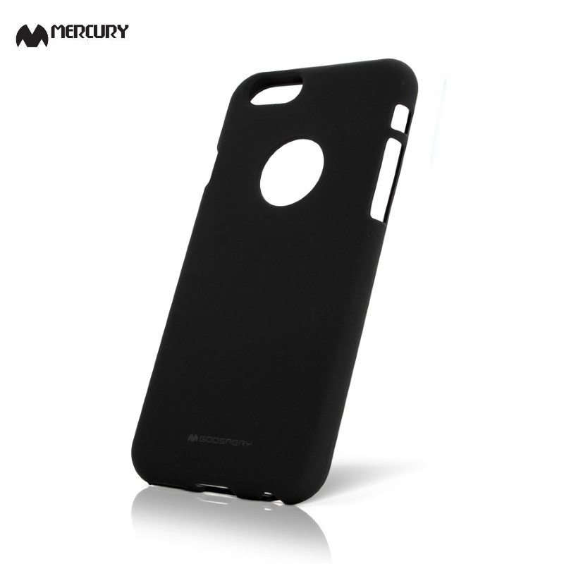 Mercury Soft Feeling TPU pro Samsung Galaxy A9 2018 (A920) Black