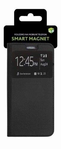 Cu-Be Smart View pouzdro Xiaomi Redmi Note 5 Black
