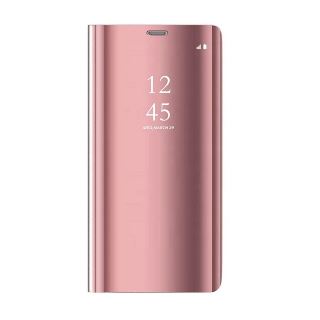 Cu-Be Clear View Huawei P40 Lite E Pink - 8595680422027