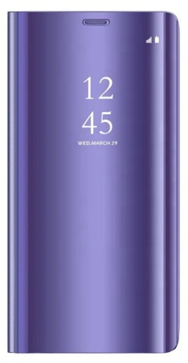 Cu-Be Clear View Samsung (A426B) Galaxy A42 5G Violet