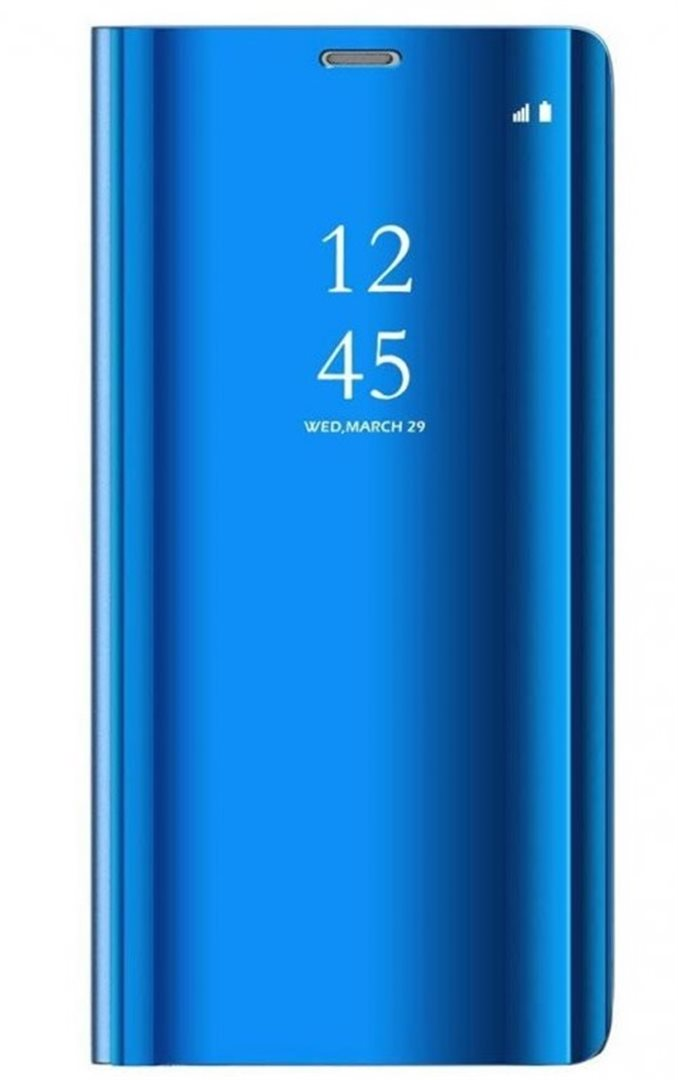 Cu-Be Clear View Samsung (G780F) Galaxy S20 FE Blue