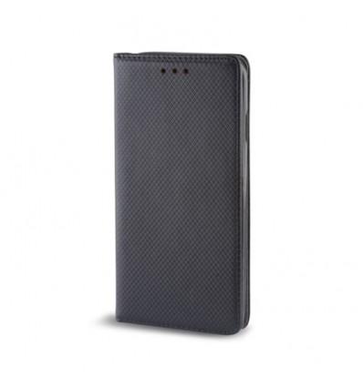 Cu-Be Pouzdro s magnetem Huawei P Smart 2019 Black