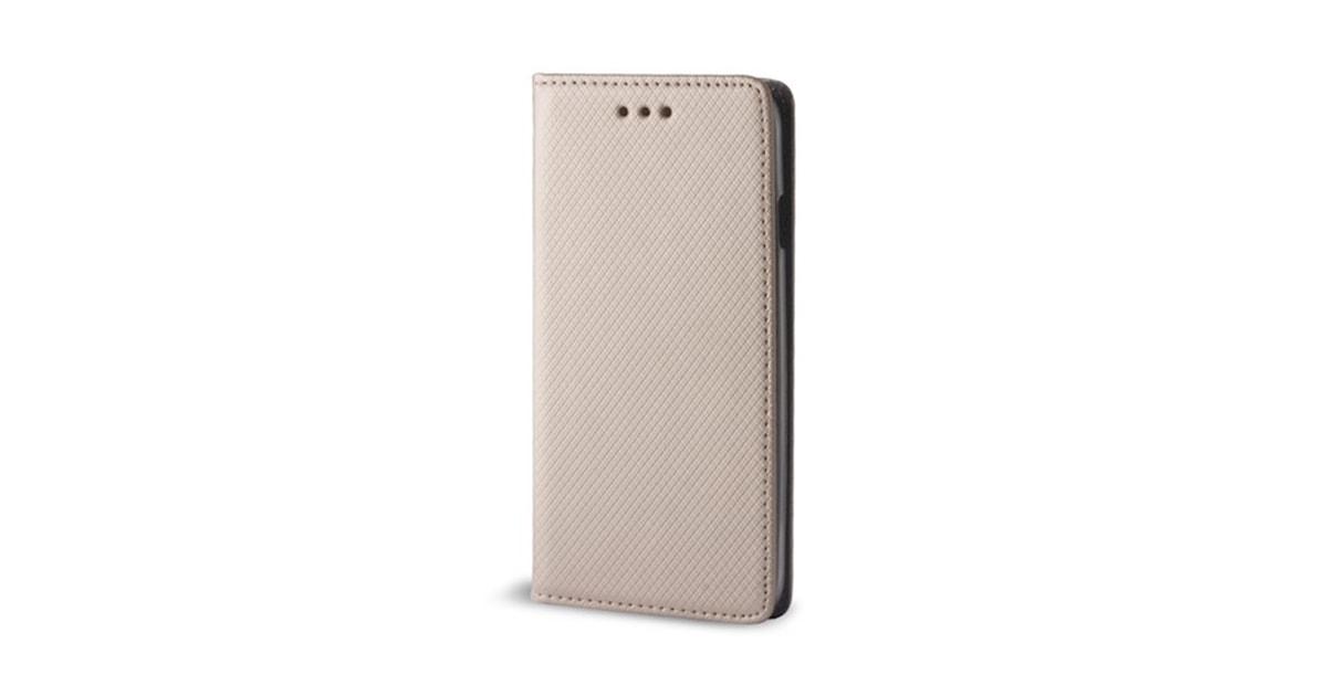 Cu-Be Pouzdro s magnetem Huawei P Smart 2019 Gold