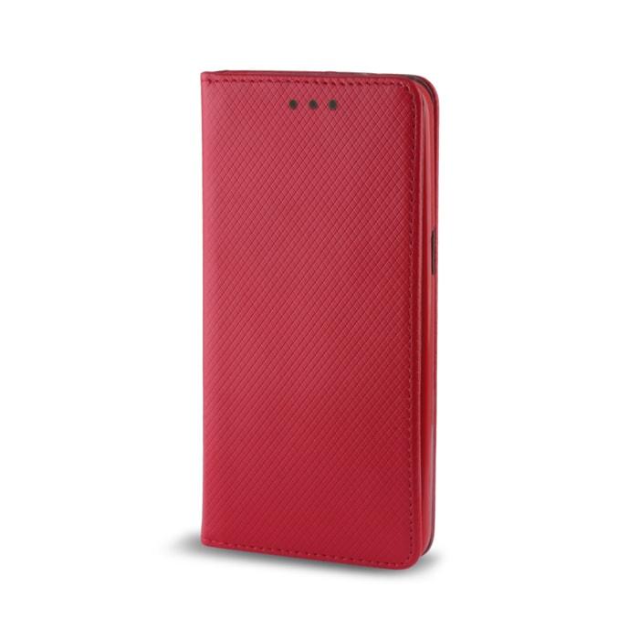 Cu-Be Pouzdro s magnetem Huawei P Smart 2019 Red