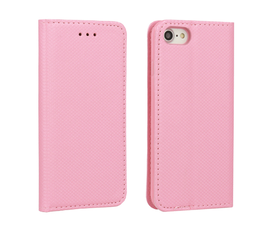 Cu-Be Pouzdro s magnetem Galaxy A8 (A530) Pink