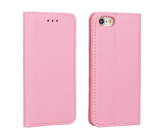 Cu-Be Pouzdro s magnetem Xiaomi Mi 8 Lite Pink