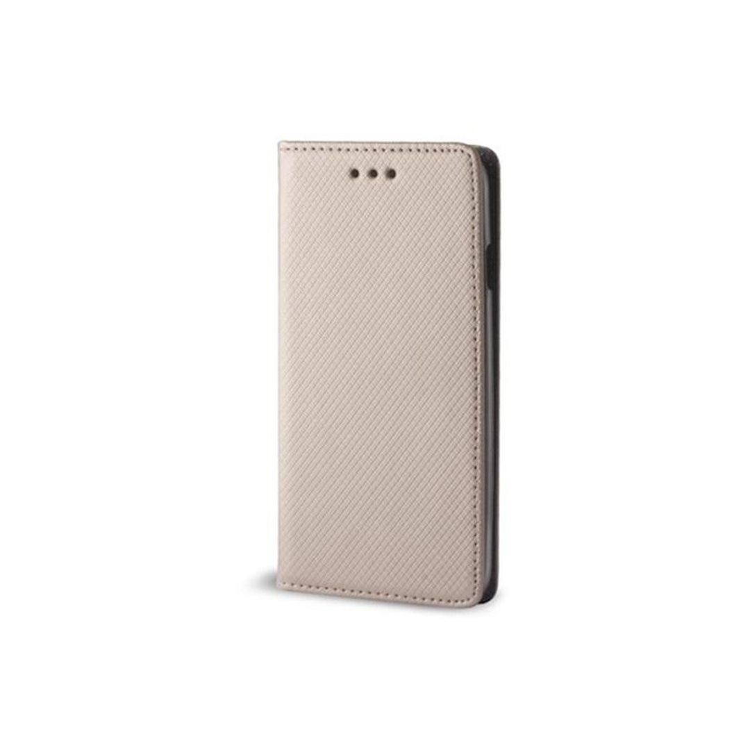 Cu-Be Pouzdro s magnetem Huawei Y7 2019 Gold