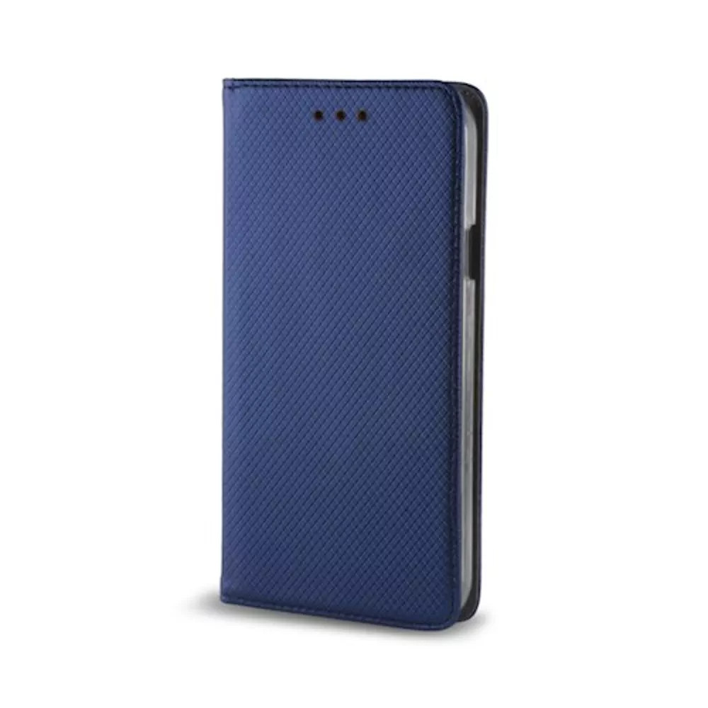 Cu-Be Pouzdro s magnetem Huawei Y7 2019 Navy
