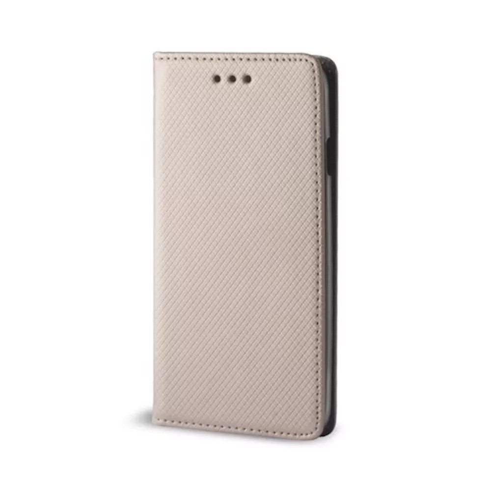 Cu-Be Pouzdro s magnetem Samsung A50 (A505) Gold