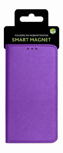 Cu-BePouzdro s magnetem Huawei Y5 2018 Purple