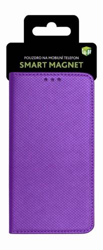 Cu-Be Pouzdro s magnetem Huawei P20 Lite Purple