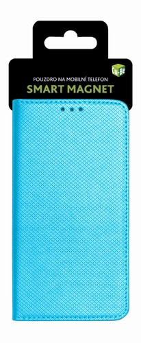 Cu-Be Pouzdro s magnetem Huawei P20 Lite Turquoise