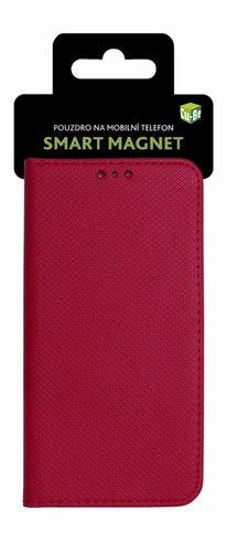 Cu-Be Pouzdro s magnetem Huawei Nova 3 Red