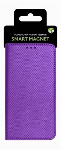 Cu-Be Pouzdro s magnetem Samsung J3 2017 Purple