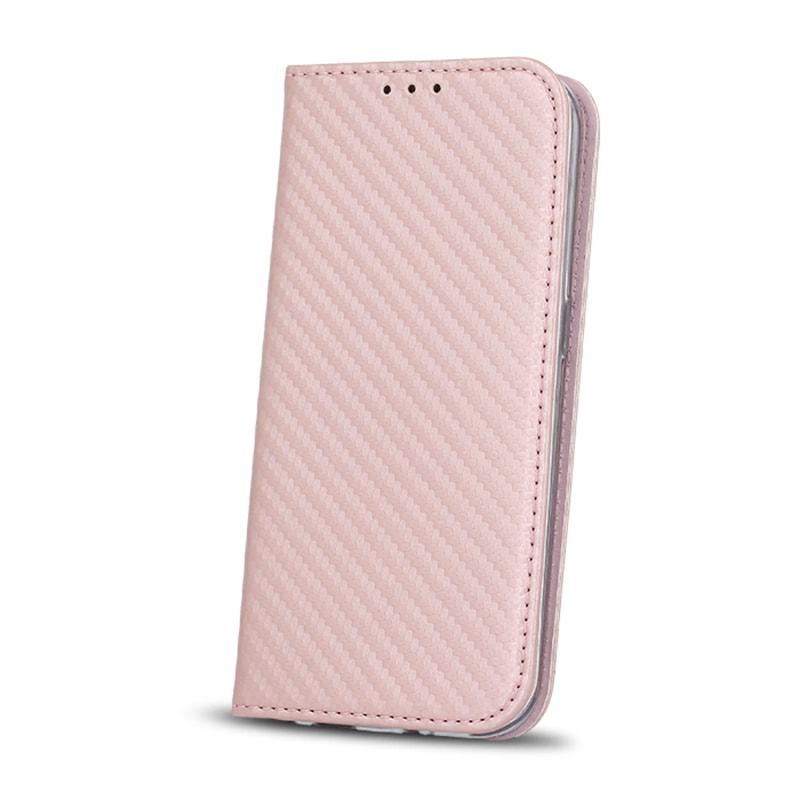Cu-BePlatinum pouzdro Samsung A8 2018 Pink