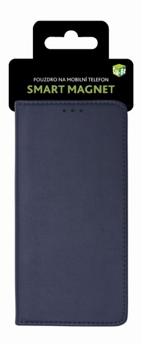 Cu-Be Platinum pouzdro Samsung A6+ 2018 Navy Blue