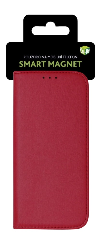 Cu-Be Platinum pouzdro Samsung A40 (A405) Red