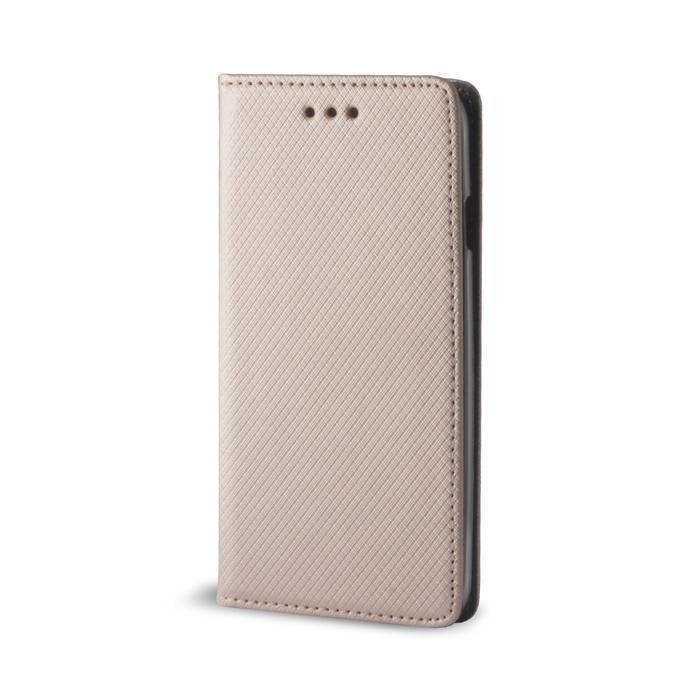 Smart Magnet pouzdro LG K4 (K120) gold