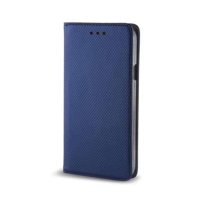 Smart Magnet pouzdro LG K10 (K420) dark blue