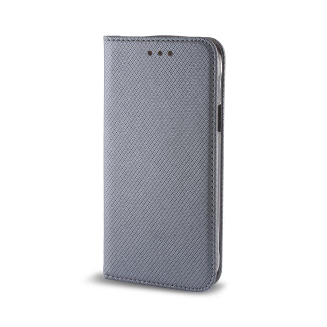 Smart Magnet pouzdro LG K8 (K350) steel