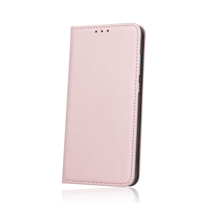 Pouzdro s magnetem LG G6 Fit rose gold