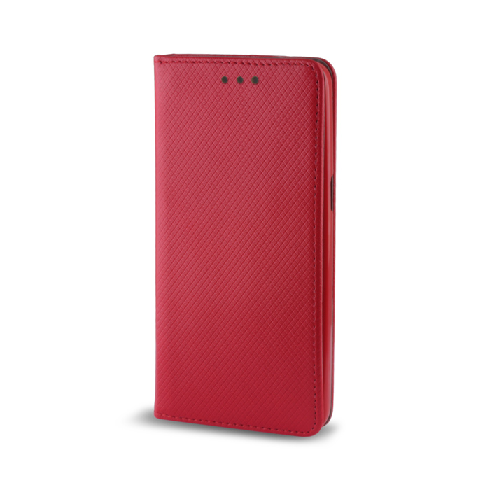 Pouzdro s magnetem Samsung Galaxy A8 2018 red