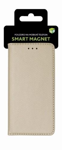 Cu-Be Pouzdro s magnetem Samsung J5 2017 J530 Gold