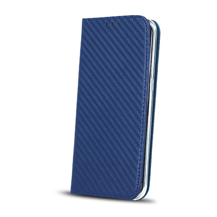 Smart Carbon pouzdro Huawei P8 Lite Black Blue