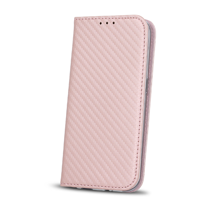 Smart Carbon pouzdro Samsung J3 2016 (J320) Rose