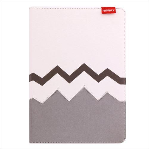 Ochranný obal na iPad AIR 2- Heartbeat - bílý