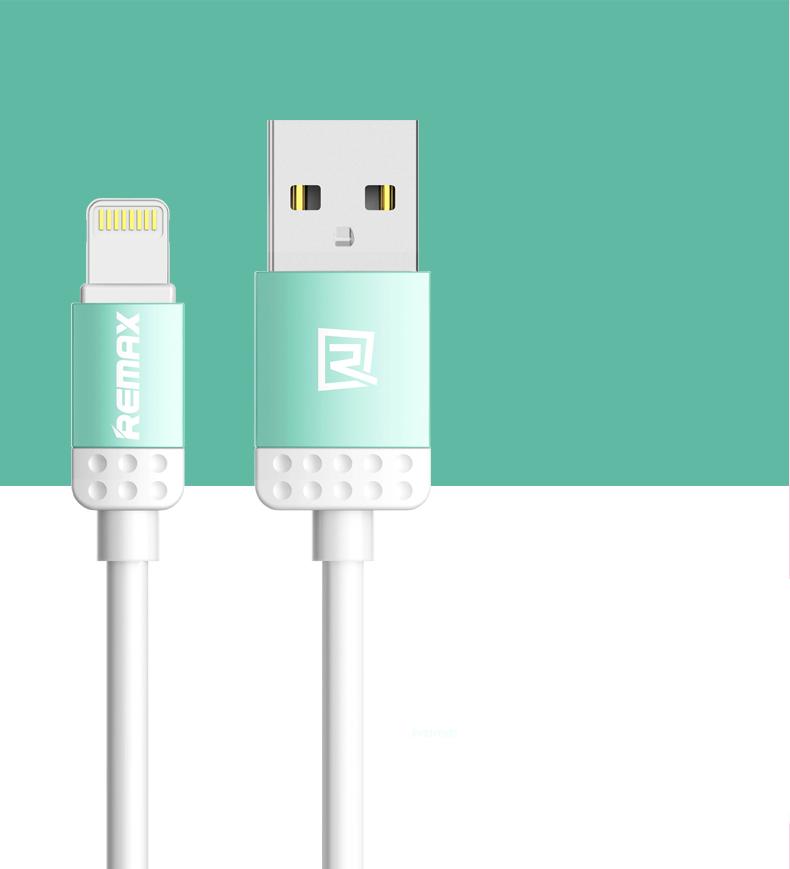 Datový kabel Lovely iPhon 5/6, barva modrá