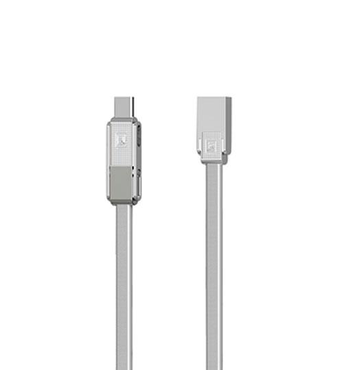 Remax RC-070th datový kabel 3v1,stříbrný