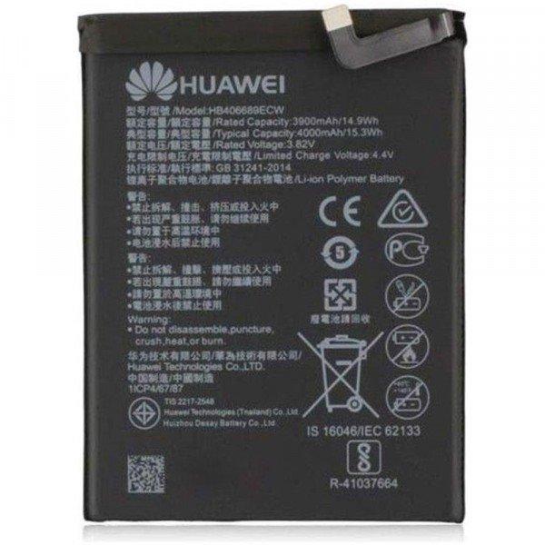 Huawei HB406689ECW Baterie 3900mAh Li-Ion (Service Part) - 8596311093951