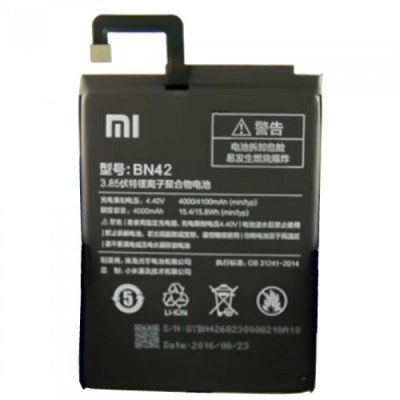 Xiaomi BN42 Original Baterie 4100mAh (Bulk)