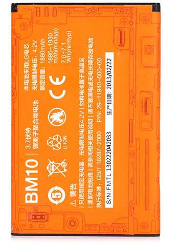 Xiaomi BM10 Original Baterie 1880mAh (Bulk)