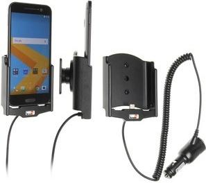 Brodit držák do auta na HTC 10 bez pouzdra, s nabíjením z cig. zapalovače