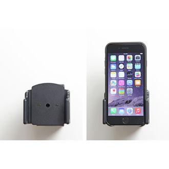 Brodit držák do auta na Apple iPhone Xs/X/8/7/6s/6 v pouzdru, nastavitelný, bez nabíjení