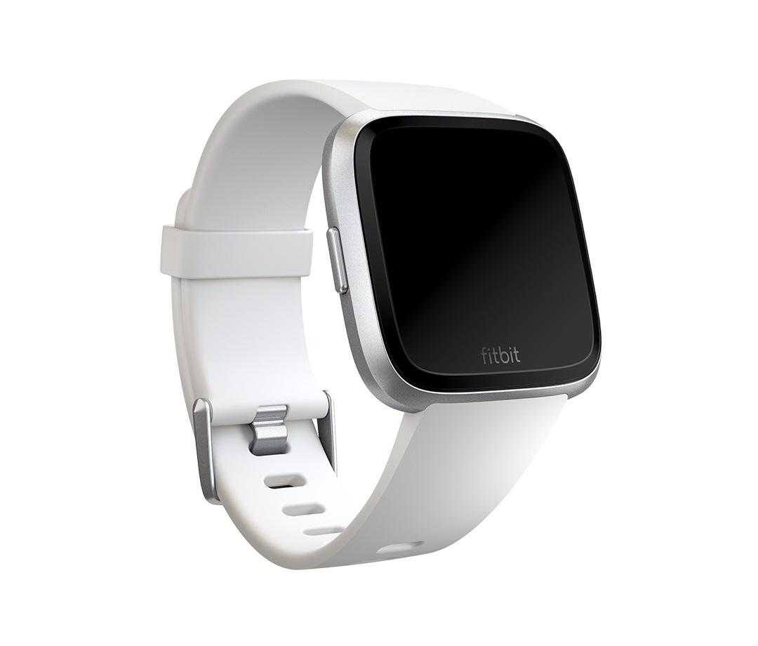 Fitbit Versa Classic řemínek White - Small