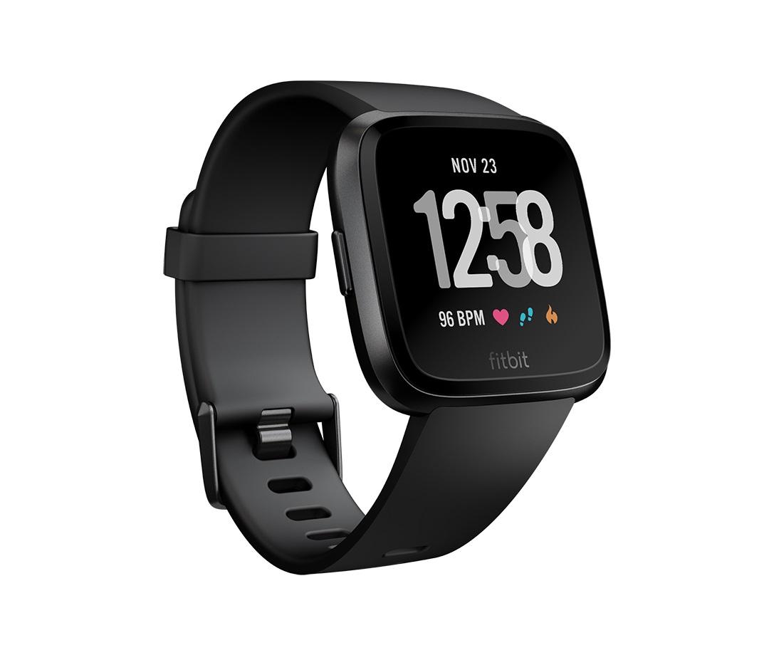 Fitbit Versa Classic řemínek Black - Small