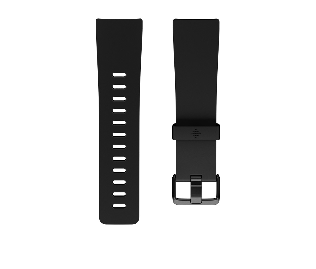 Fitbit Versa Classic řemínek Black - Large