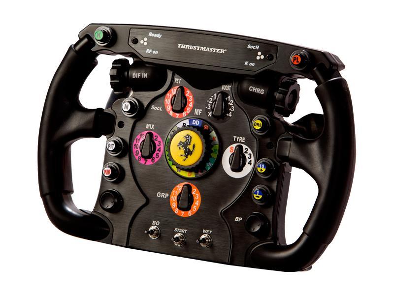 Thrustmaster Ferrari F1 volant pro T300/T500/TX - 4160571