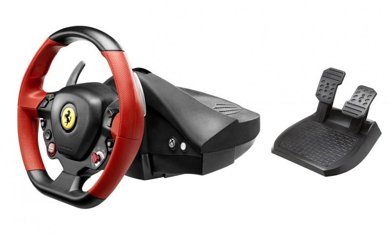 Thrustmaster Ferrari 458 Spider volant  Xbox One - 4460105