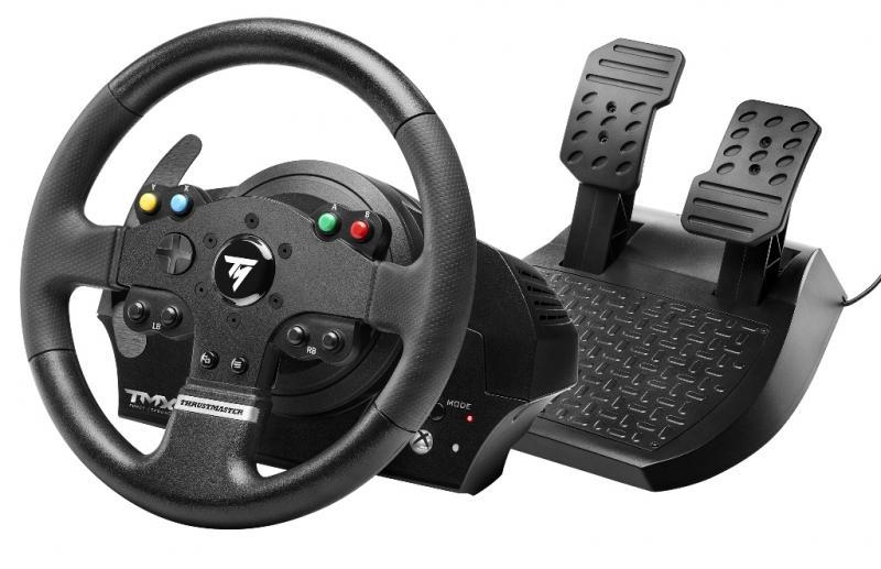 Thrustmaster Sada volantu a pedálů TMX FORCE FEEDBACK pro Xbox One a PC (4460136) - 4460136