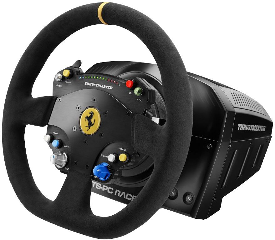 Thrustmaster volant TS-PC Racer,Ferrari 488 pro PC - 2960798