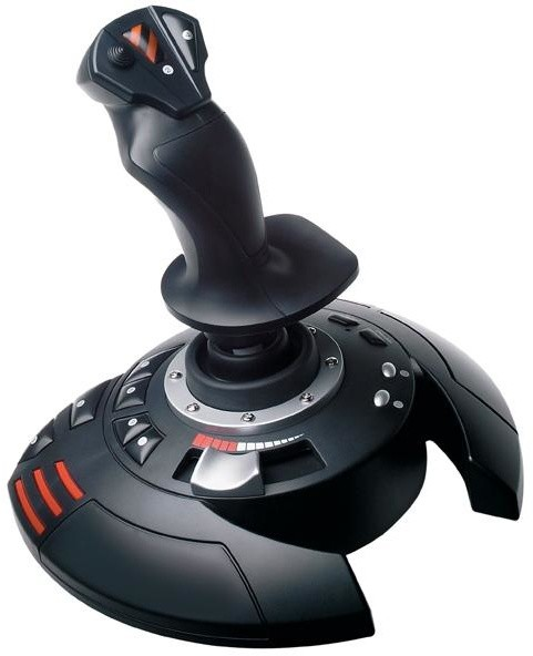 Thrustmaster Joystick T-flight Stick X Ps3 PC - 4160526