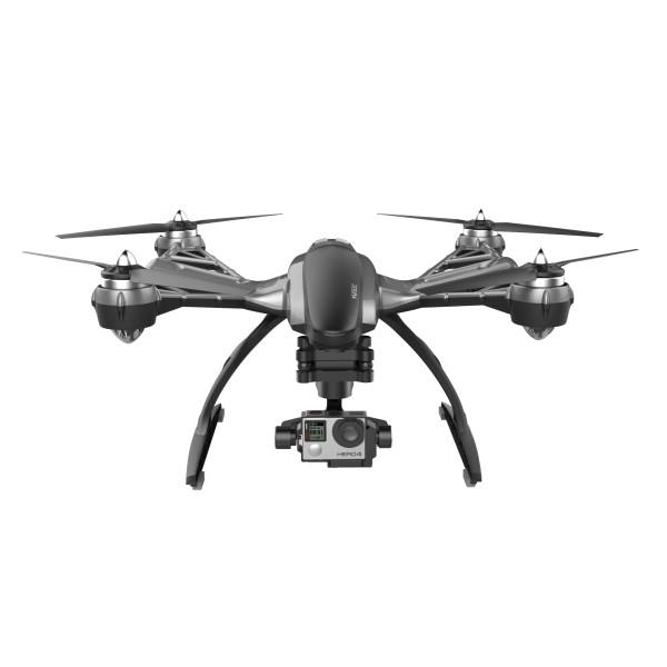 YUNEEC kvadrokoptéra - dron, Q500 G TYPHOON se závěsem GB203 GoPro Gimbal RTF, s CGO SteadyGrip